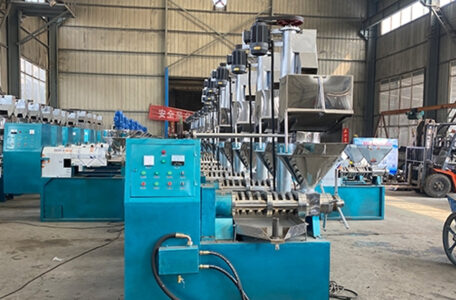 Multifunctional oil press can meet your production needs